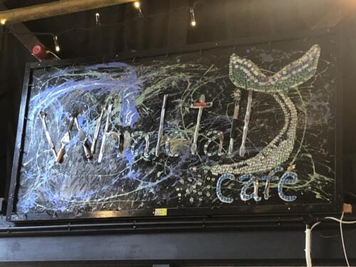 Heysham: Whale Tail Cafe, Lancaster