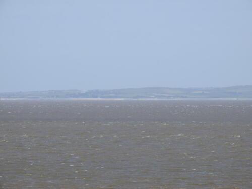 Heysham: View towards Cumbria