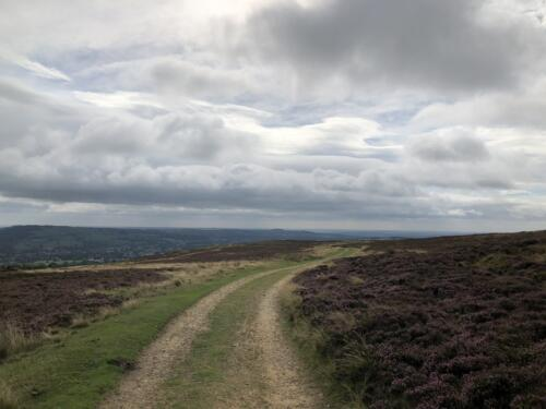 Bradford Millennium Way: Baildon Moor