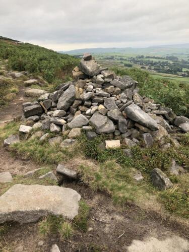 Bradford Millennium Way: Addingham High Moor