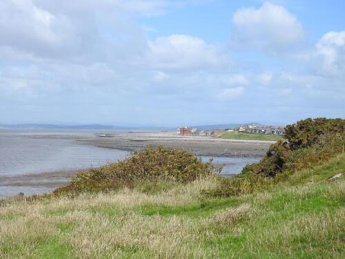 Heysham: View towards Morecombe