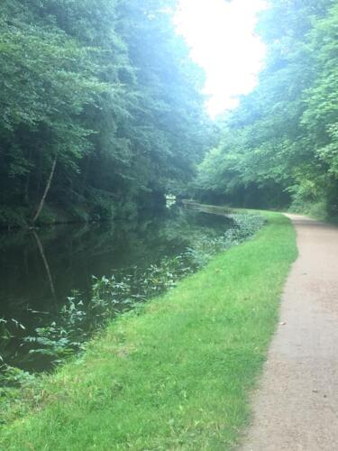 Goit Stock Falls Hike: Leeds Liverpool Canal