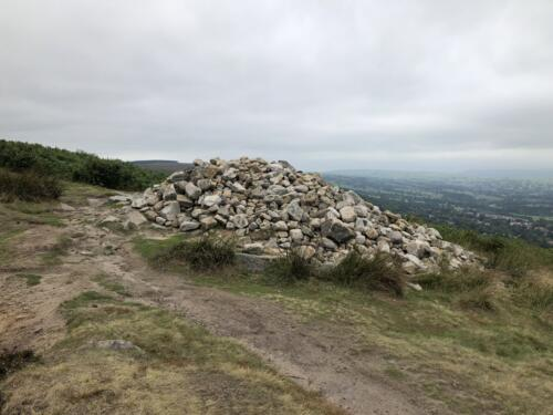 Bradford Millennium Way: Ilkley Moor
