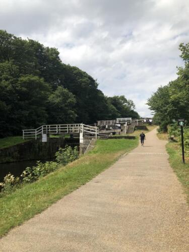 Norr Hill Hike: Field Locks, Leeds Liverpool Canal