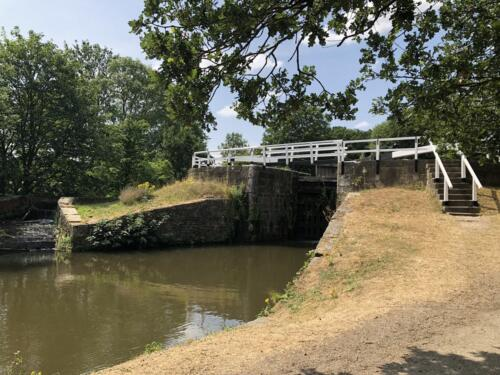 Norr Hill Hike: Hirst Locks, Leeds Liverpool Canal