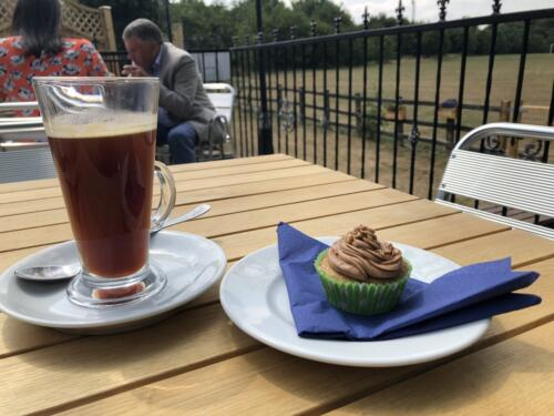 Norr Hill Hike: Higher Ground, Coffee Shop