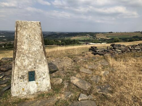 Norr Hill Hike: Norr Hill Trig Point