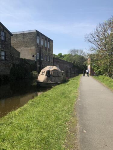 Dalesway Link Hike: Leeds/Liverpool Canal