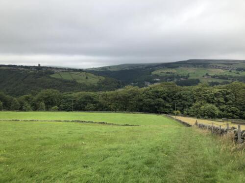 Stoodley Pike Hike